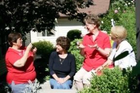 Photo in Susan's Garden August 2009 (3)